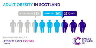 Reducing obesity in Scotland