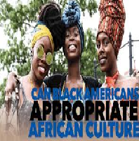 African Culture and American Culture