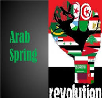 Arab Spring in Libya and Yemen and Syria