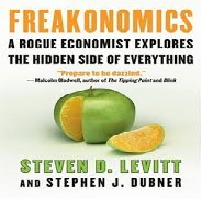 Book Report about Freakonomics by Levitt and Dubner