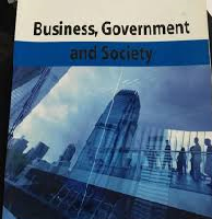 Business Management Government and Society