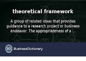 Theoretical Definition