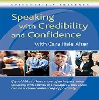 Credibility and Image Management Speech