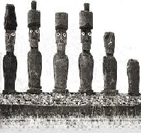 Cultures and Art of Easter Island Research Paper