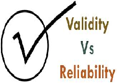 Designing Quantitative Validity and Reliability Research