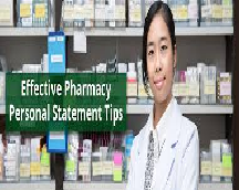 Doctor of Pharmacy Personal Application Essay