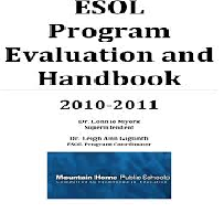 ESOL Identification and Monitoring Process