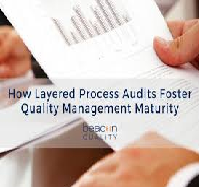 Managing the Quality of a Process