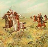 Native and European Concept of Warfare