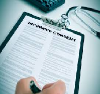 Participants Consent and Medical Research
