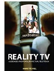Reality Television A Critical Study