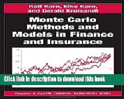 Report on Monte Carlo methods in Financial Mathematics