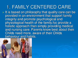 Role of Nurse in Nursing Care of the Child and Family
