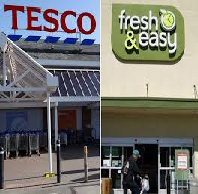 Tescos Sale of Fresh and Easy Stores in the USA