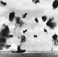 The Battle Of Midway World War Two
