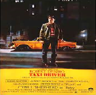The Film Taxi Driver directed by Martin Scorsese