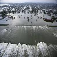 The Katrina Breakdown Flood Risk and Levee Failure
