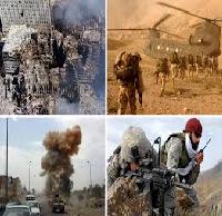 The War on Terror and Politics in American Dream