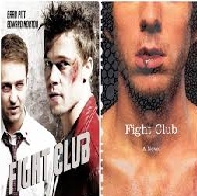 The book is Fight Club Novel Research Paper