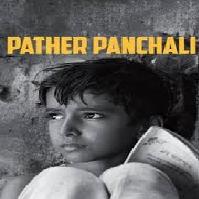 The movie Pather Panchali by Satyajit Ray