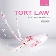 Tort Law and Constitutional Law Question