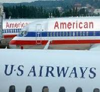 US Government and US Airways Antitrust Merger