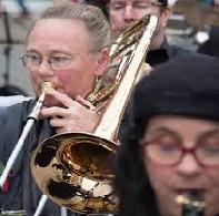 Wolfon Latin Live Jazz Music Big Band