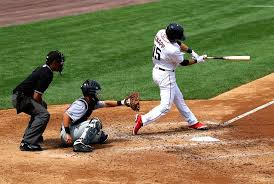 In the Praise of Athletic Beauty: Baseball