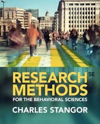 Research Methods for the Behavioral Sciences