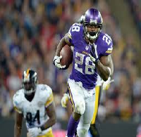 Fitness for Running Back Adrian Peterson Assessment