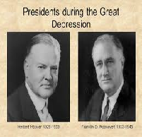History Discuss the impacts of the Great Depression