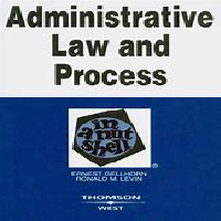 Some Aspects of Administrative Law in FEMA