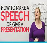 Speech Class Finding a Real World News Story