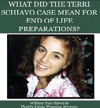 End of Life Dilemma Schiavo Case