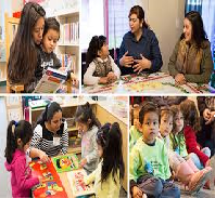 Families and Community in Early Childhood Learning