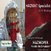 Hazmat or Swat Team Disaster Response and Recovery