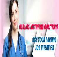 Interview with a Registered Nurse RN