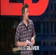 Jamie Oliver Ted Talk Video Response Paper