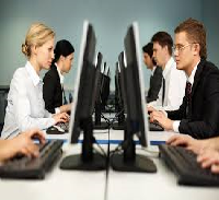 Online On the Job and Simulation Training Methods