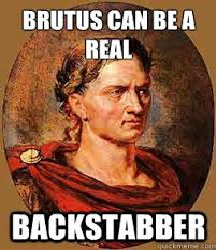 The Character of Brutus in the Julius Caesar Play