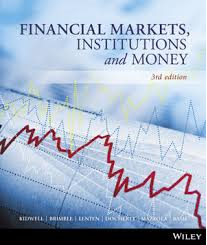 The Role of Financial Markets and Institutions