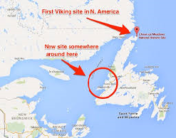 Viking Settlement in North America