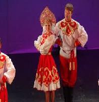 Examine Russian Folk Dance Kalinka