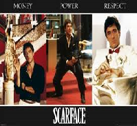 Film Scarface and the Principles of Sociology