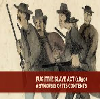 Fugitive Slave Act on the African American Population