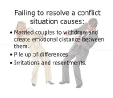 Interpersonal Conflict and Why Marriages Fail