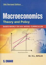 Macroeconomics Theory Thesis Statement