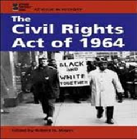 The Civil Rights Act of 1964 on Law against Discrimination