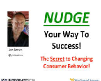 Use of Nudge to Change Consumer Behavior