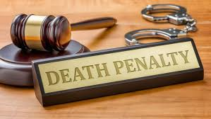 Capital punishment Ethics